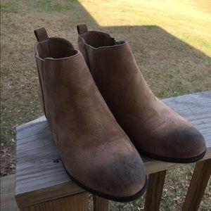 Pierre Dumas Ankle boots